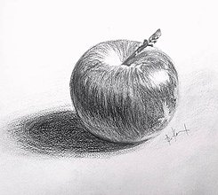 Kresby - jablko, ty blko... :-) - 8303230_