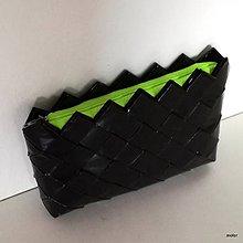 Peňaženky - čierna peňaženka - 8304900_