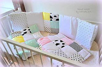 Textil - Sada mantinel 240x25cm a deka 90x65cm - 8305311_