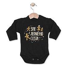 Detské oblečenie - Sme z jedného cesta - body - 8306477_