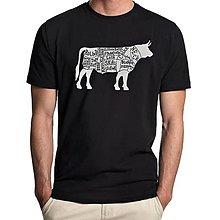 Oblečenie - Pánské tričko Beef - 8306950_