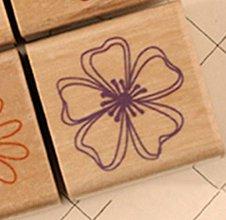 Pomôcky/Nástroje - Pečiatka kvet 1 - 8306578_