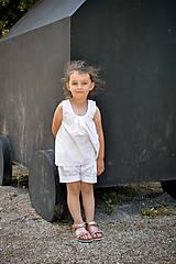 Detské oblečenie - Bavlnené kraťasky MIA - 8305562_
