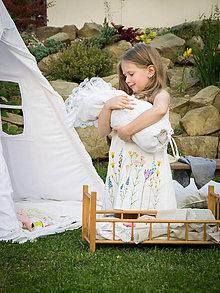 Detské oblečenie - Šaty pre Vílu Amálku ;) - 8306125_