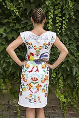 Šaty - Kohútik Jarabý - letné šaty - 8306666_