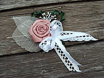 Pierka - Svadobné pierko pre ženícha - 8308349_