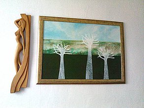 "Obrazy - ""... s pokojom v duši"" - 8308896_"