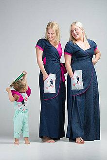 Iné oblečenie - Zavinovací overal VÝPREDAJ 60€ - 8308122_