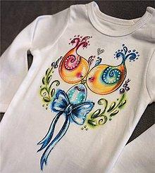 Detské oblečenie - je to chlapec! - body - 8312654_