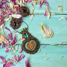 Sady šperkov - Voyage en Arabie - Oriental melange - sada šperků - 8312957_