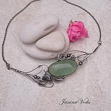Náhrdelníky - ...DOROTHEA... náhrdelník - 8312674_