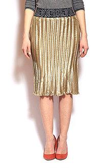 Sukne - Plisovaná sukňa - 8315772_