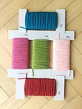 Náušnice - Náušnice s brmbolcami - rôzne farby + strieborná - 8314870_