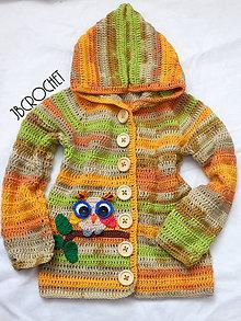 Detské oblečenie - Sveter - 8314127_