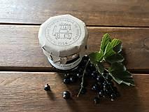 Potraviny - Džem z čiernych ríbezlí - 8313540_