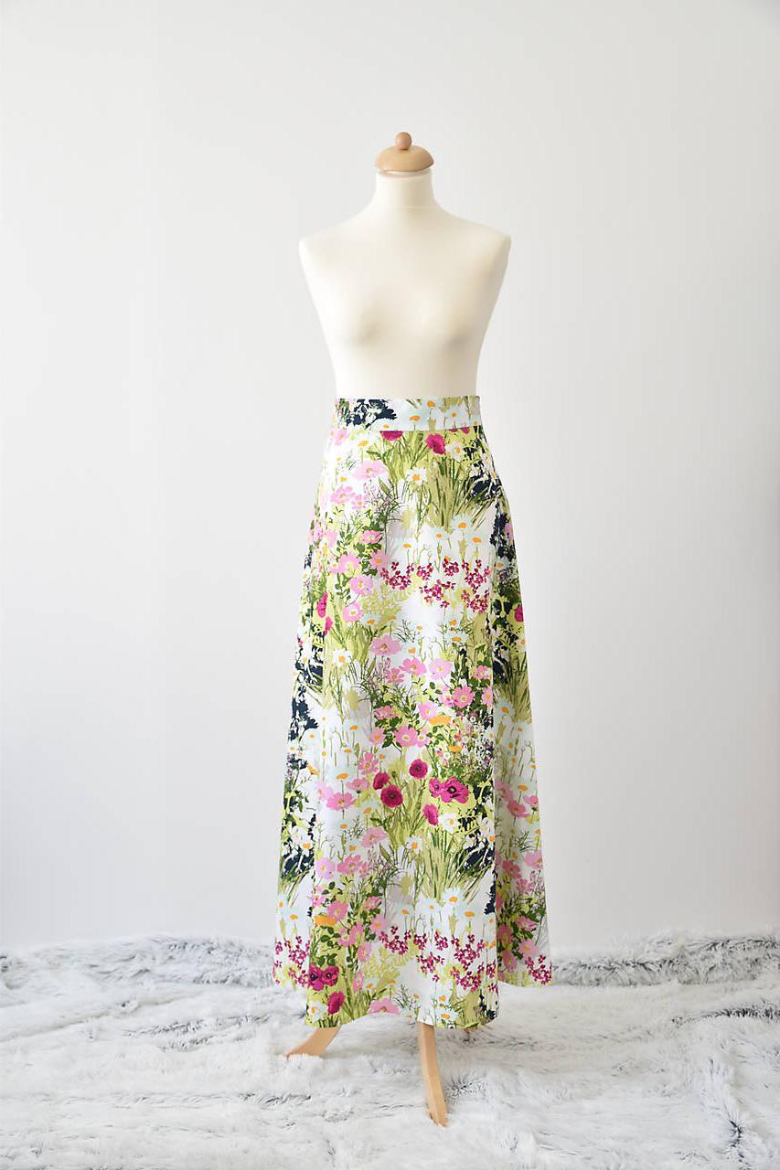 ec7f35564fa8 Dlhá elegantná sukňa