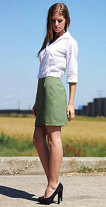 28baccd95d16 Oblečenie pre princezné - TrishaFate Sukne Mini sukne   SAShE.sk
