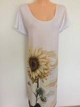 Šaty - Šaty-slunečnice - 8315742_