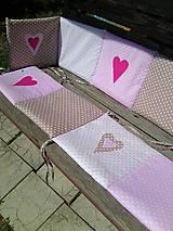 Textil - vanilka,čokoláda,malina - 8313736_