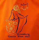 Nákupné tašky - Taška Pressburg Dance Fest - 8317088_