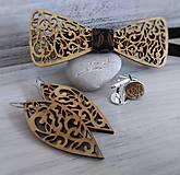 """Šperky - Manžetové gombíky - mini (""""Láska"""" - živicové) - 8316984_"""