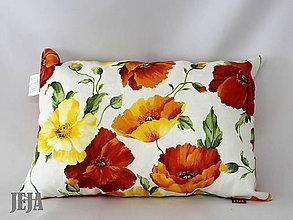 Úžitkový textil - Vankúšik na cestovanie - 8315994_