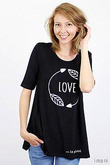 Tričká - Dámske tričko XL BAMBUS 01 TRPEZLIVÁ - 8317524_