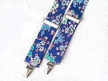 Doplnky - Romantické vintage pánske traky - 8320463_