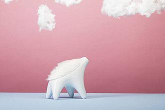 Socha - WELLNESSI, malá biela. - 8320500_