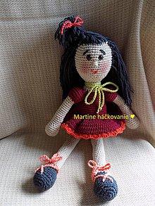 Hračky - bábika Maťka - 8319507_