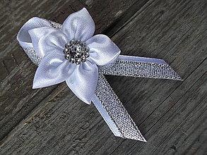 Pierka - Strieborné svadobné pierká - 8320527_