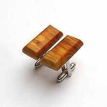Šperky - Cédrové štvoruholníky - 8319427_