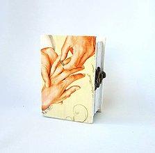 Prstene - Krabička na prstienky - 8323433_