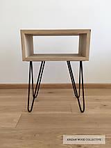 Nábytok - Hairpin nohy pod konferenčný stolík - 400mm - 8321890_