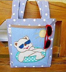 Veľké tašky - Letná pohoda - taška - 8321650_