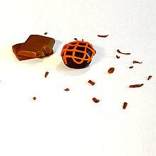 Kľúčenky - Pomarančový cukrík - 8322689_