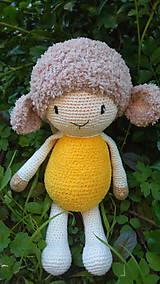 Hračky - Slniečková ovečka - 8325424_