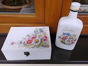 Krabičky - Maľovaný set - 8325921_