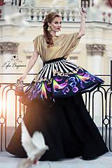 - sukňa LONG ROYAL - 8325055_