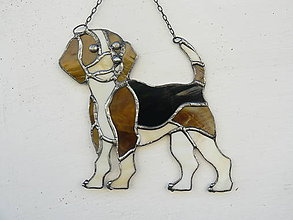 Dekorácie - Beagle - 8326101_