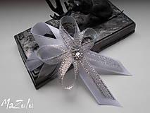 - svadobné pierko pre rodičov s perím - 8325030_