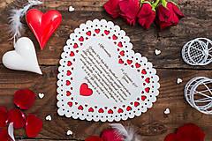 Darčeky pre svadobčanov - MOJE POĎAKOVANIE RODIČOM - 8325752_