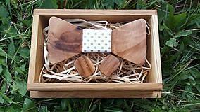 - Pánsky drevený set - 8325467_