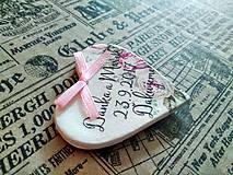 Darčeky pre svadobčanov - ružičkové magnetky pre svadobčanov - 8325587_