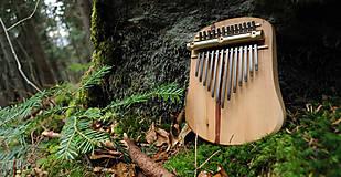 Hudobné nástroje - Pyra - 11 tónová kalimba - 8325353_