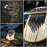 Hudobné nástroje - Pyra - 11 tónová kalimba - 8325355_