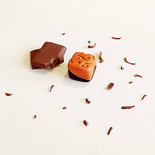 Kľúčenky - Karamelový bonbon - 8324775_