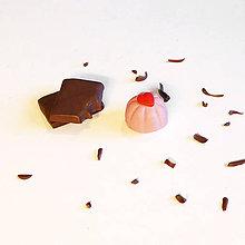 Kľúčenky - Zamilovaný bonbon - 8326649_