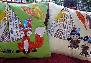 Úžitkový textil - IndiÁnsKe LetO - 8328961_