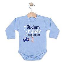 Detské oblečenie - Rybár - 8329567_
